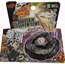 New Top Set BAKUSHIN SUSANOW 90WF Beyblade Metal Fusion Toy