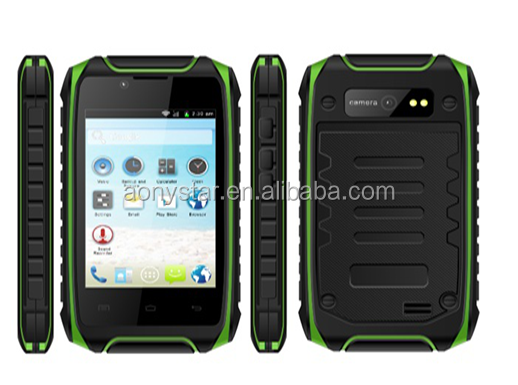 latest cheapest china small android smart phone 3.5inch cell phone