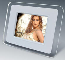 3d high quality 3.5 digital photo frame ,nice Gift