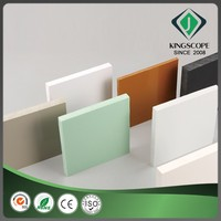 Ecofriendly decorative nice grade transparent hard abs plastic sheet