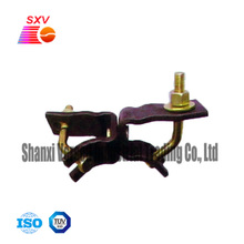 High quality construction material pressed steel scaffolding brazil type swivel coupler