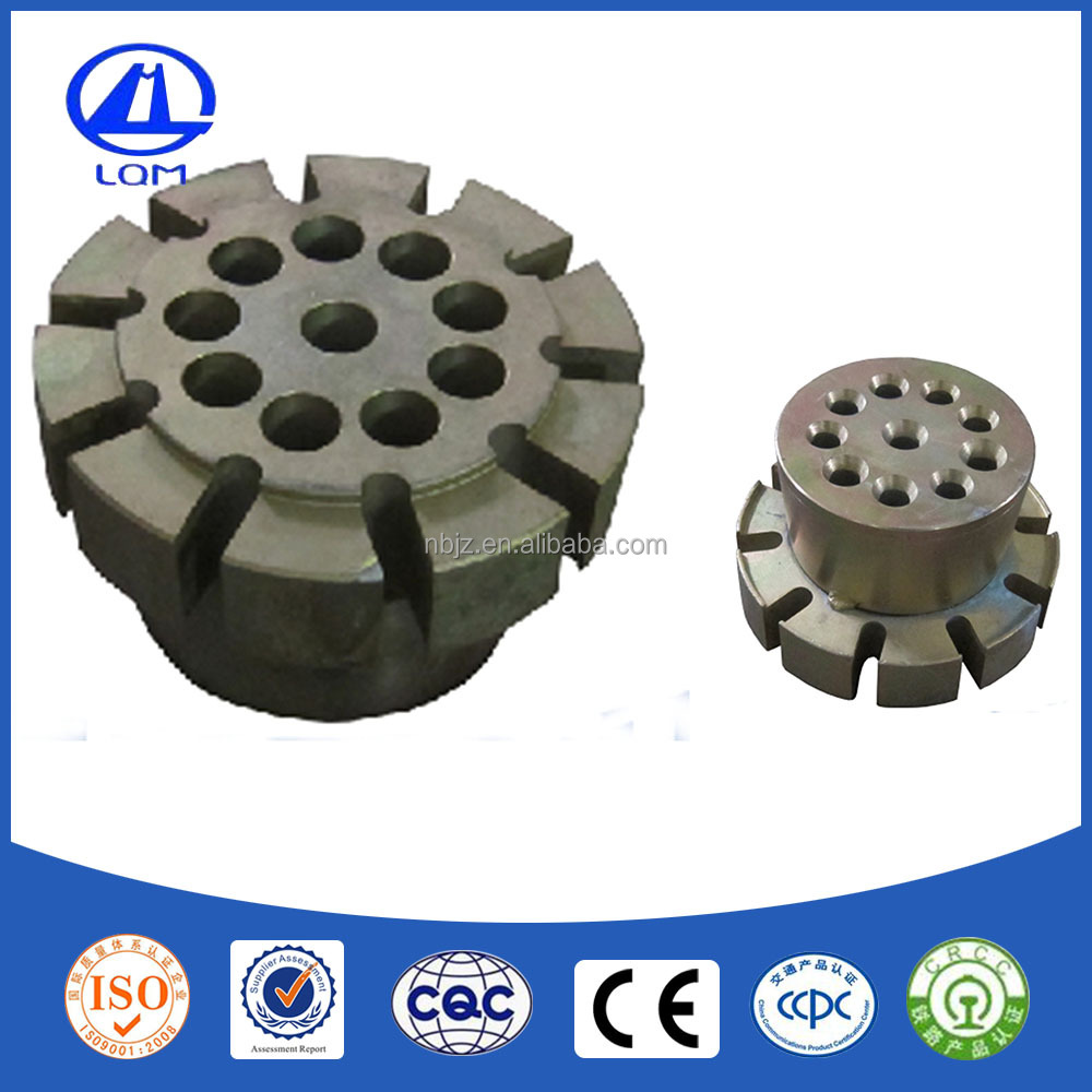post tension prestressed coupler anchorage