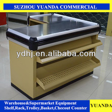YD-R0020 Supermarket Checkout Counter/Shop Cash Counter/Furniture Shop Counter