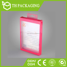 mobile cell phone case plastic blister case packaging box