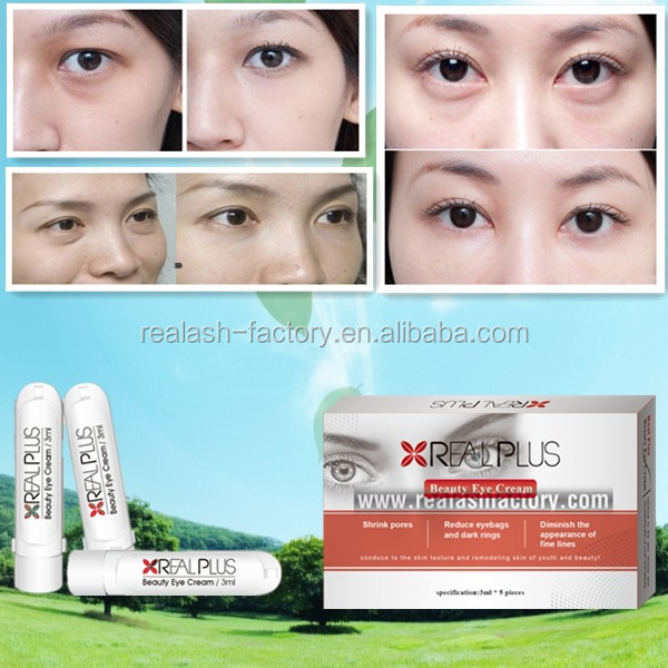 Bioaqua Eye Care Firming Moisturizing Bag Removal Cream For Dark Circles And Puffiness