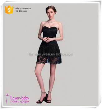 2015 hot sale ladies fashion dress with pictures