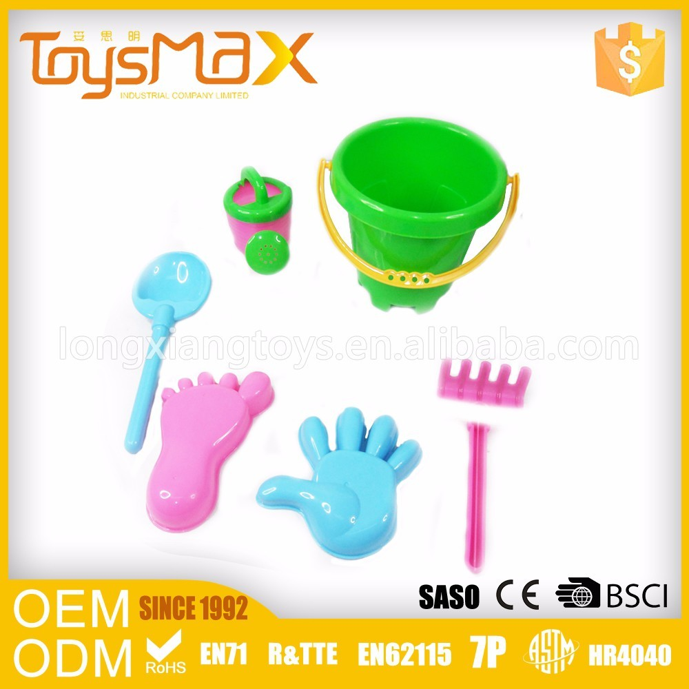 Plastic Toys Promotion Cartoon Unisex Beach Set