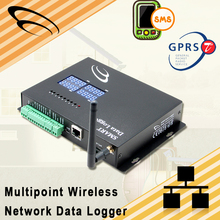 Multipoint Wireless Network Data Logger thermostat wifi for oil/gas