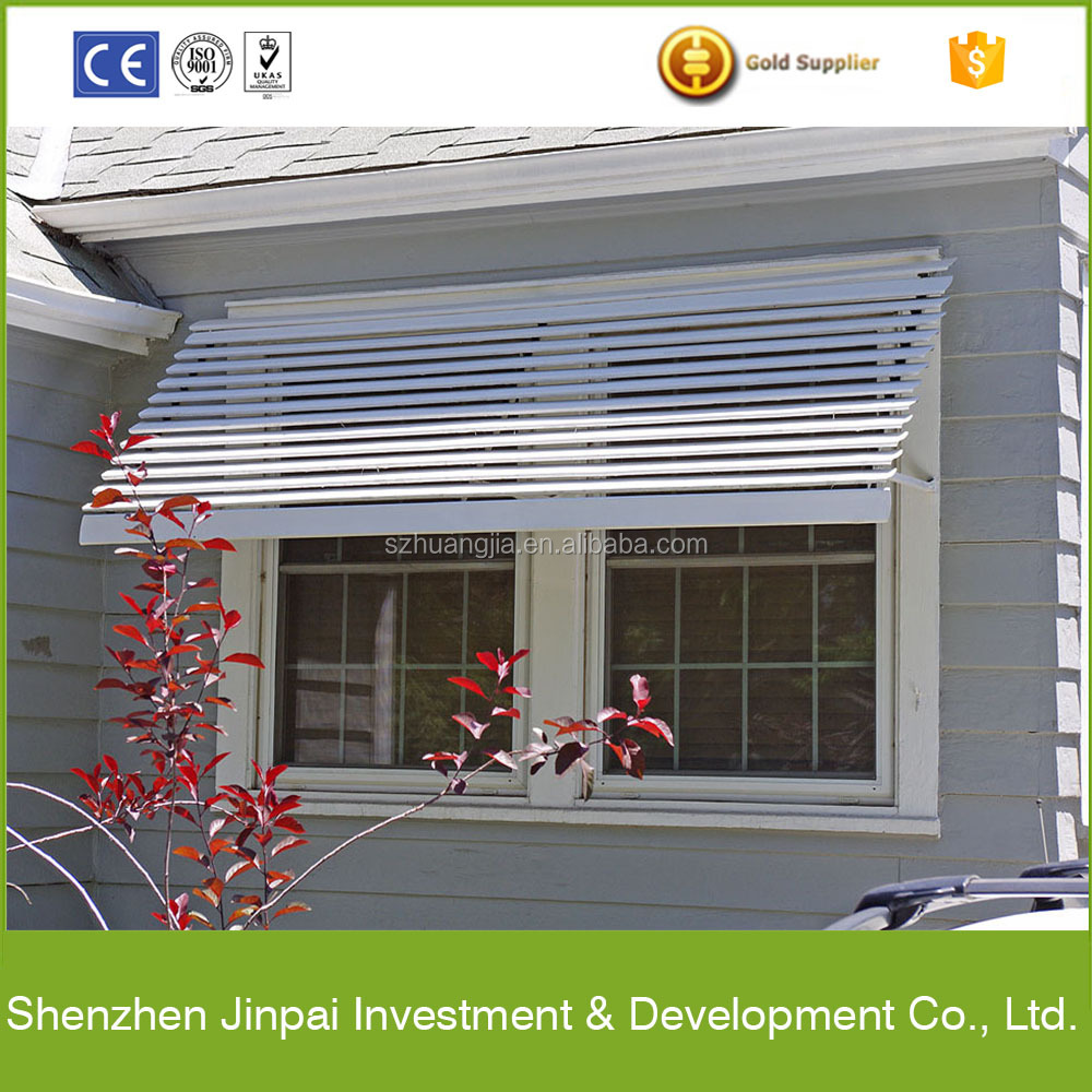 cheap aluminum window louver awning from china