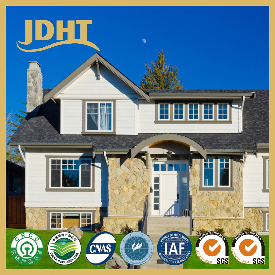 JD-253 Shingle Manufacturers the flexibility and strength Colorful fiberglass asphalt roofing tiles