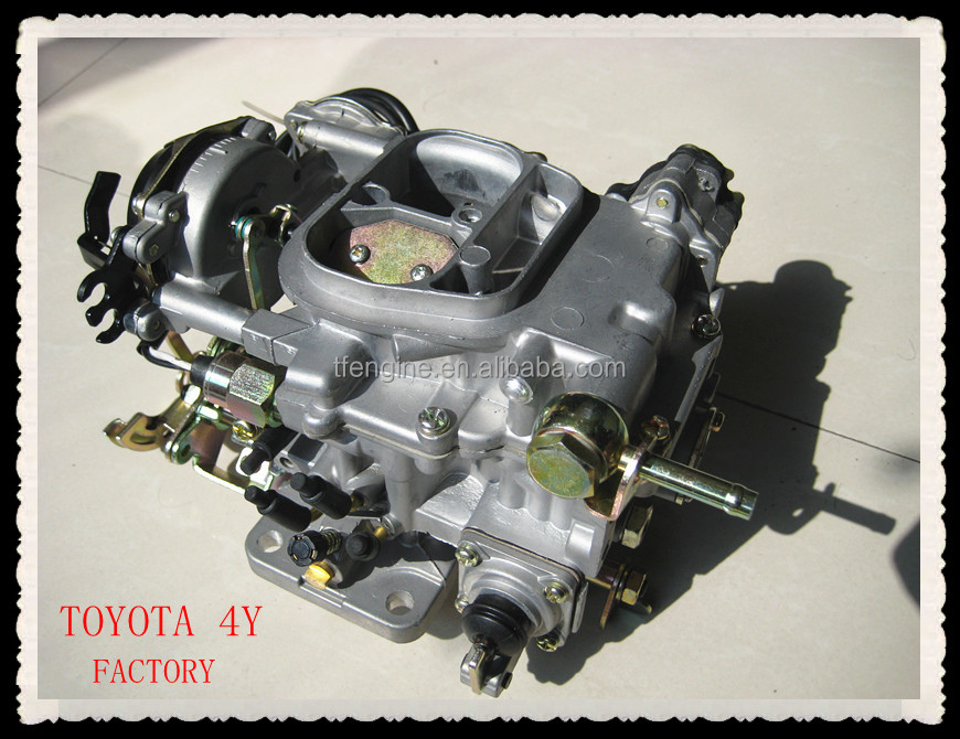 TOYOTA 4Y CARBURETOR 21100-75040