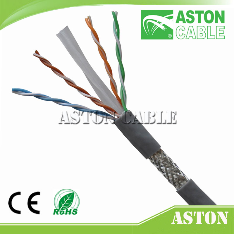 HOT SALE FTP Lan Network CABLE cat6 systimax utp cable cat6a copper cable hangzhou china