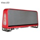system truck trailer top vms amber led arrow message board sign