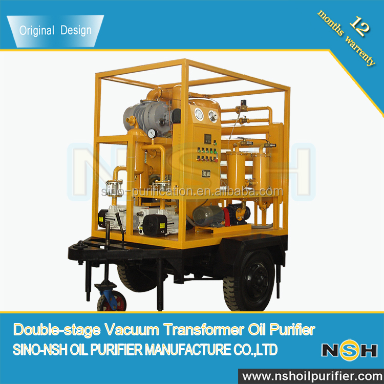 Best Price High Vacuum Transformer Oil Purifier, Oil Filter Trailer