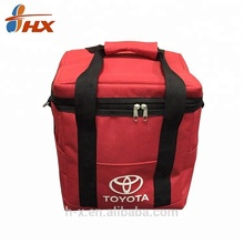 Customized polyester durable insulated cooler bag