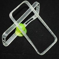 mobilephone silicon gel case bumper for iphone 5g