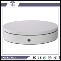 120V 50kg bearing turntable stage/platfrom/stand for Yishion/baleno/gucci/wine/bottle