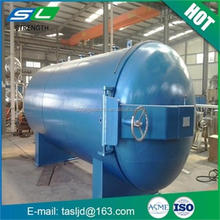 China high quality glass laminated autoclave with cheap price