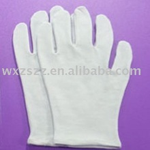 cotton and lycra moisture spa glove