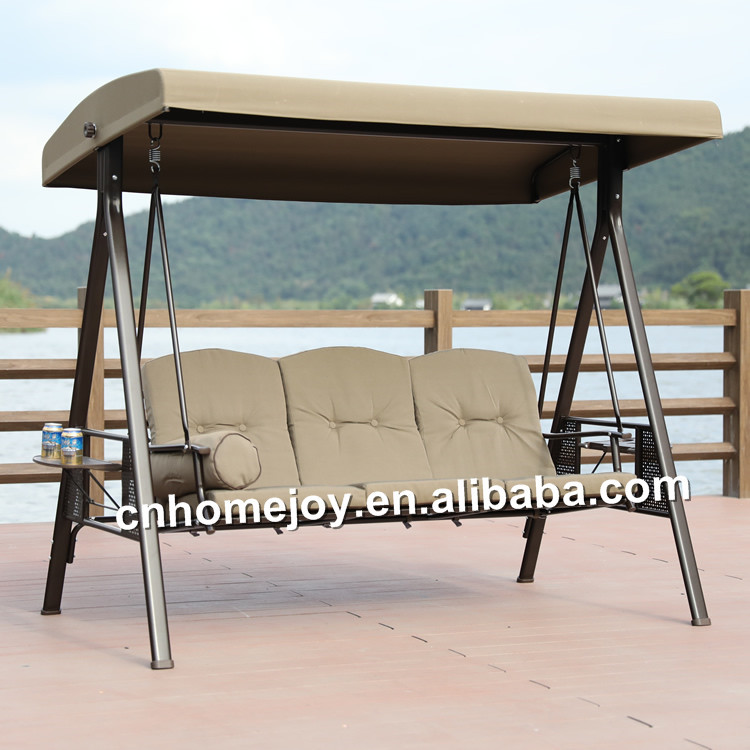 High quality garden swing chair for adult