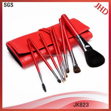 8 piece Cosmetic brush set company