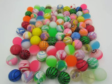 Good quality colorful elasticity ball toy ball