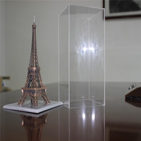Metal Craft Eiffel Tower building model for gift and decoration