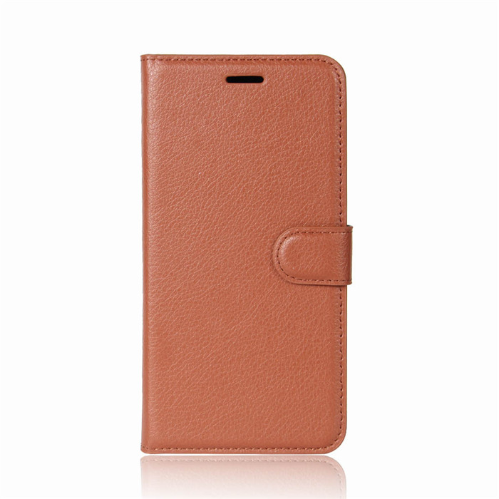 Leather Phone wallet case for htc u11 plus, wallet leather mobile phone cover for htc u11 plus