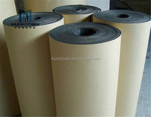Professional manufacturer CR foam gasket sealing tape corss link eva/pe foam roll/sheet