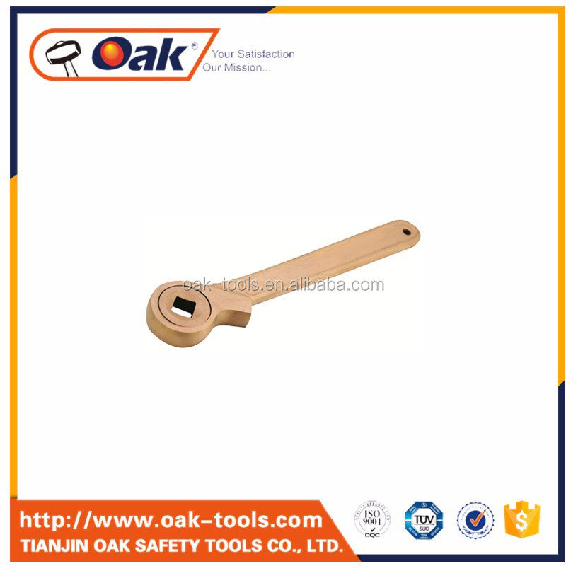 non sparking beryllium copper Ratchet wrench