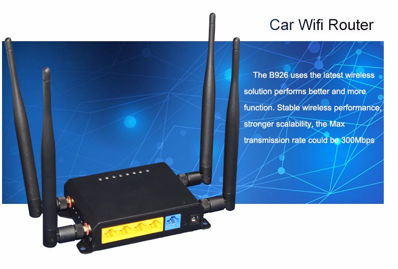 Indoor & Outdoor Router Wireless 192.168.1.1 Wireless Home WIFI Router Support 4G 3G 2G