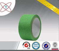 Automotive Masking Tape /Paint Masking Tape For Car /Tan Crepe Paper
