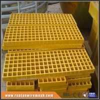 Hot sale china supplier frp vinyl ester grating, frp plastic walkway grating (Trade assurance)