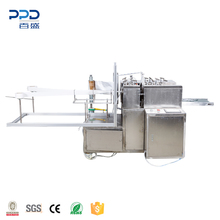 Automatic alcohol prep pad making machine PPD2R-281