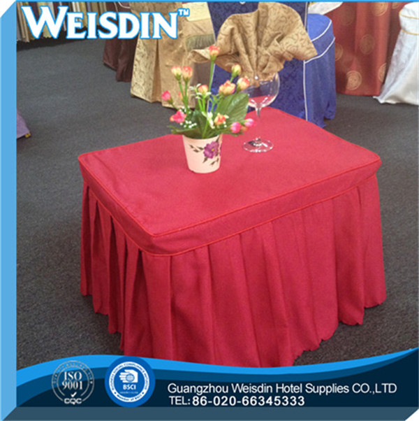 100% Bamboo Fiber new style Jacqurd tablecloths and cloth napkins