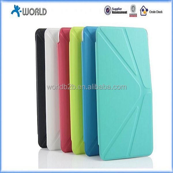 Deformation Surface Cover design leather Case for Samsung Galaxy Tab 4 7.0 Tablet 2014 ( 7 inch Tab 4, SM-T230 / T231 / T235)