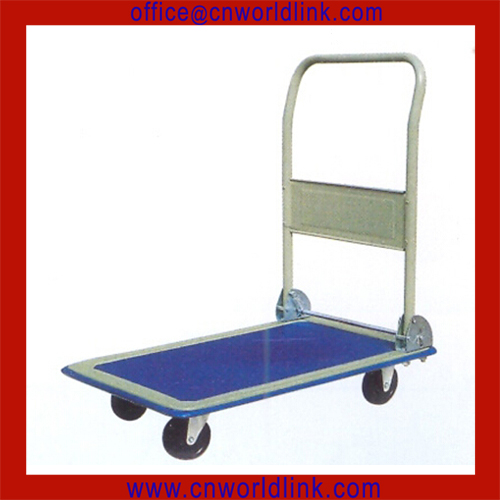 Good Sale High Quality Platform Lift Hand Truck