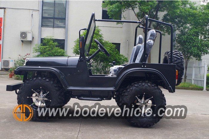 Manufacturer 150/200cc Mini Jeep UTV for Adults