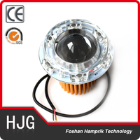 Cheapest price led motorcycle headlight projector head light
