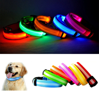 Alibaba China Fast Delivery Led Pet Collar, Pet Collar Buckles, Pet Trainer Collar