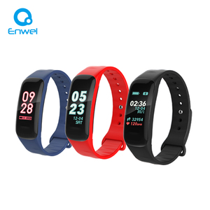 Fitness Tracker HR smart barcelet, Activity Tracker with Heart Rate Monitor Watch, IP67 Waterproof Smart Wristband