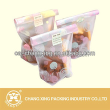 Custom product Wholesale Bread and cake bakery plastic heat seal resistant material Packaging
