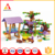 Construction intelligent great varieties plastic building blocks for kids