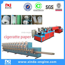 full automatic interfold cigarette paper processing machine manufacturer , rolling cigarette paper production machine QQ285