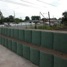 Cheap price gabion hesco baskets/hesco flood defence wall with best quanlity