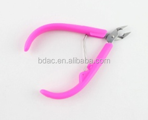 Personal Care stainless steel in grown nail toe nail scissors