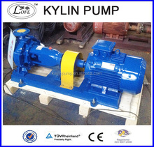 CE certificate hot sale single stage certrifugal water pump