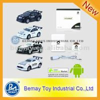 (230184) 3CH Android System Control Speed Car with Auto Show android control toys