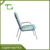 5pcs Promotional Steel Table Sets Chair With Cushion Garden Dining Sets