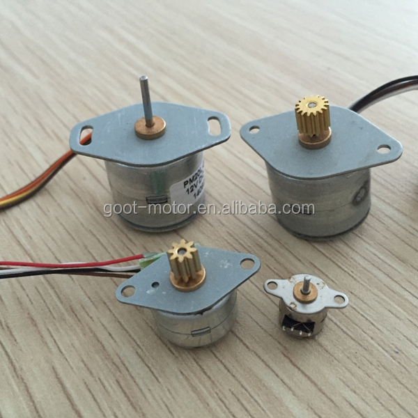 20mm actuator micro pm micro stepper motor
